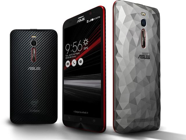Asus ZenFone 2 Deluxe Special Edition With Intel Z3590, 128GB ...