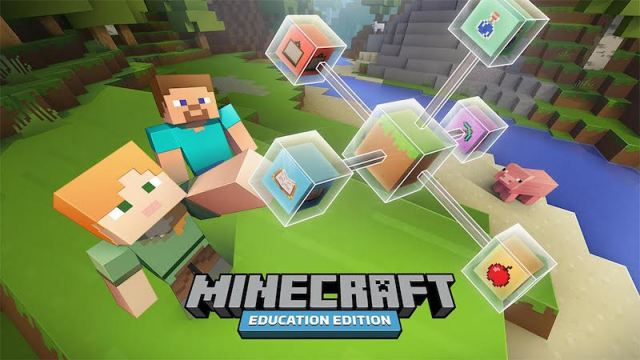 Minecraft: Education Edition Announced
