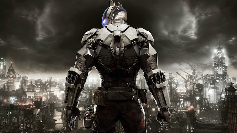 Batman Arkham Knight Game Of The Year Edition Leaked