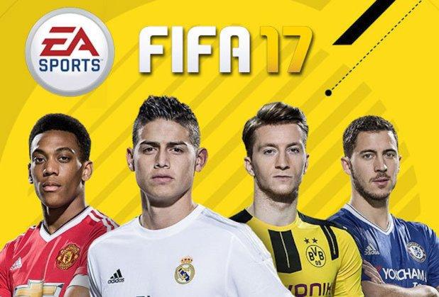 EA Explains FIFA 17 Player Ratings