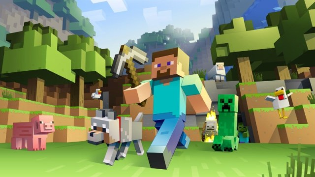 Minecraft Nintendo Switch Cross-Platform Play Uses Xbox Live Sign In; Could Explain No PS4 Support