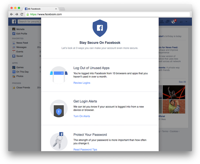 Six Tips to Keep Your Facebook Clean, Secure, and Private