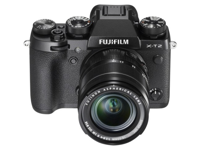Fujifilm X-T2 Mirrorless Camera With 24-Megapixel Sensor and 4K Video Launched