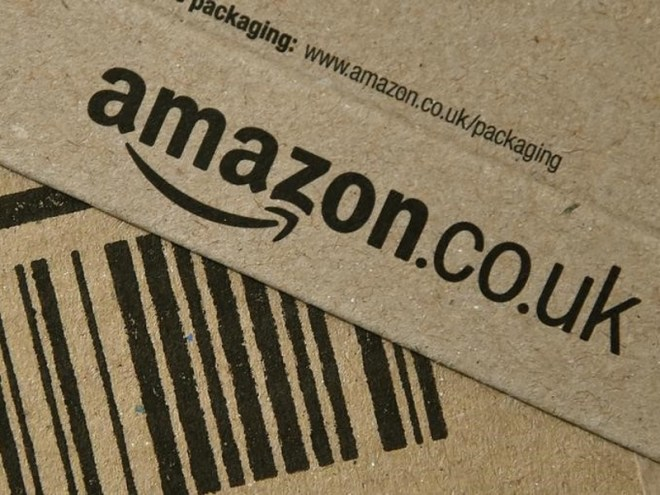 Amazon UK Says No Brexit Hit to Sales So Far