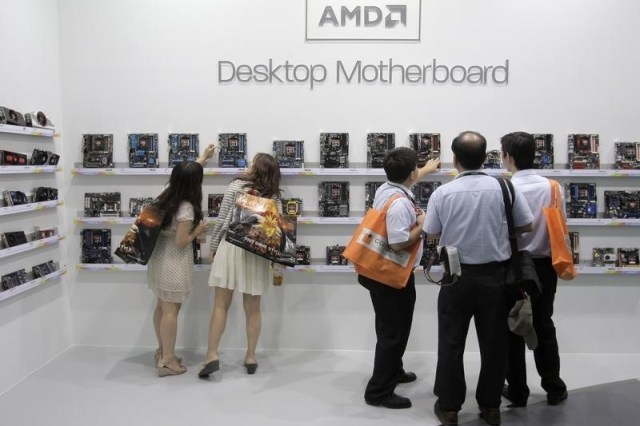 AMD Revenue Forecast Misses Estimates on China Slowdown