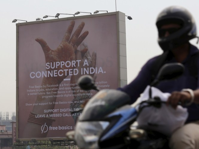 Facebook Fights for Free Internet in India, Global Test-Case
