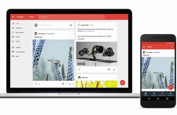 How to Get the New Google+
