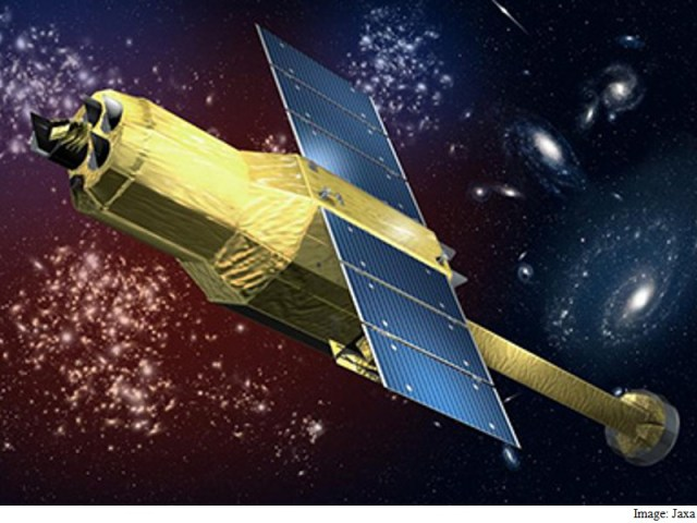 Japan Satellite Made 'Surprise' Find Before Failure