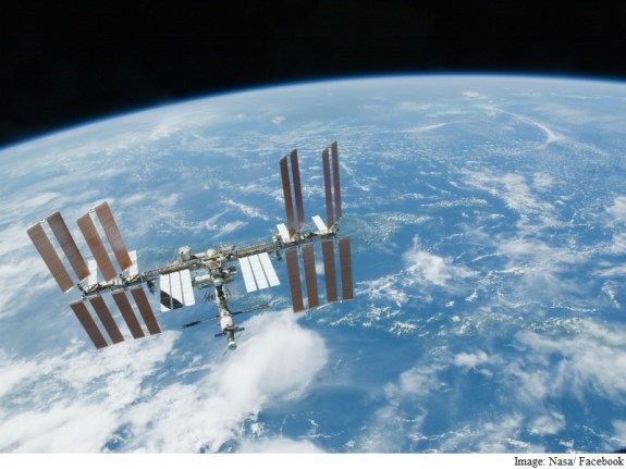 Nasa Considering Handing Over ISS to a Commercial Entity