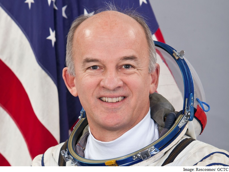 Grandpa Astronaut to Break Scott Kelly's Space Record