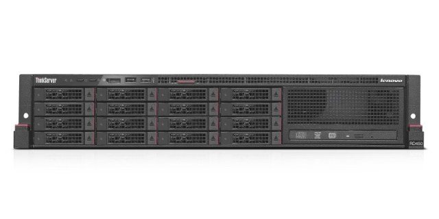 Lenovo ThinkServer TS140 and ThinkServer RD450 Launched in India