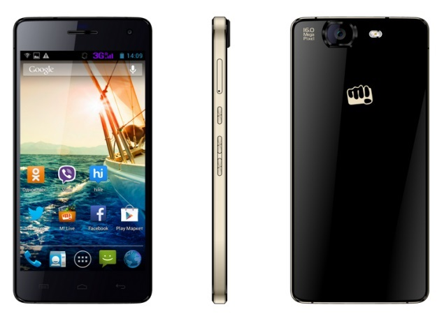 Micromax Canvas Knight Officially Teased As 39coming Soon