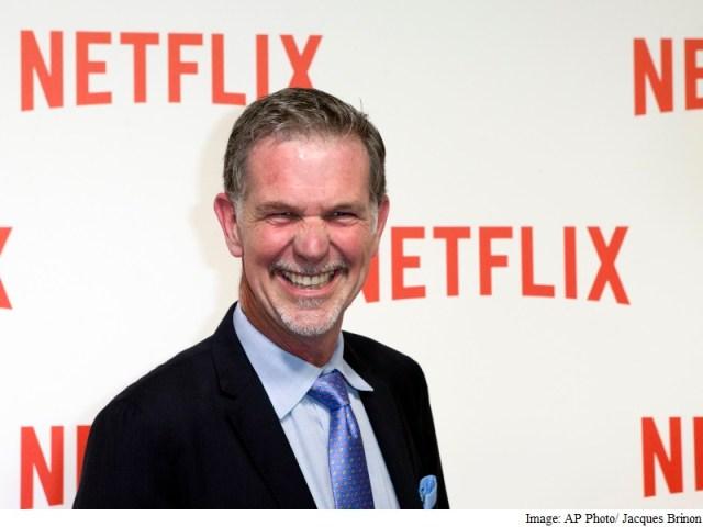 Netflix Membership Climbs With Global Growth