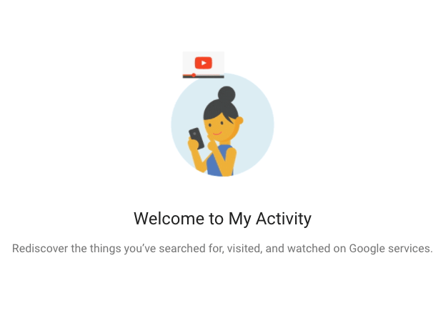 كيفية جعل جوجل ننسى معظم احرجك عمليات البحث