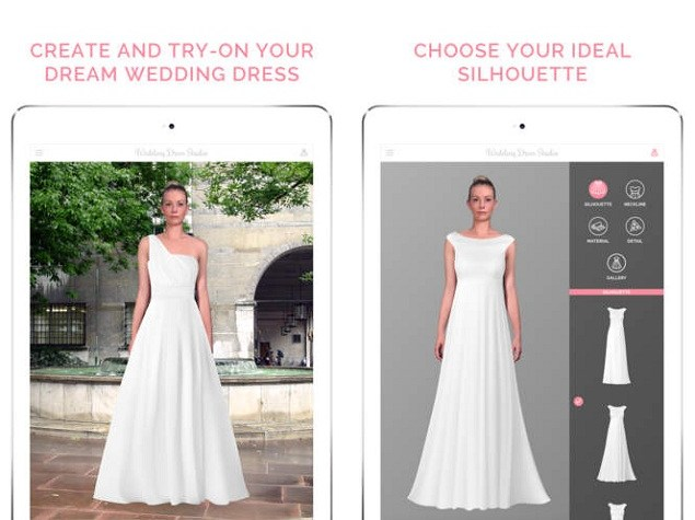 Now, Apps To Help Brides Track Down The Perfect Wedding