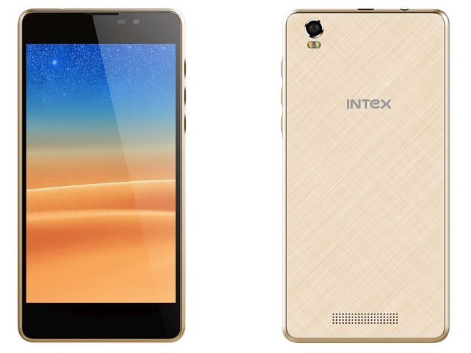 Intex Aqua Power 4G With VoLTE Support Launched at Rs. 6,399