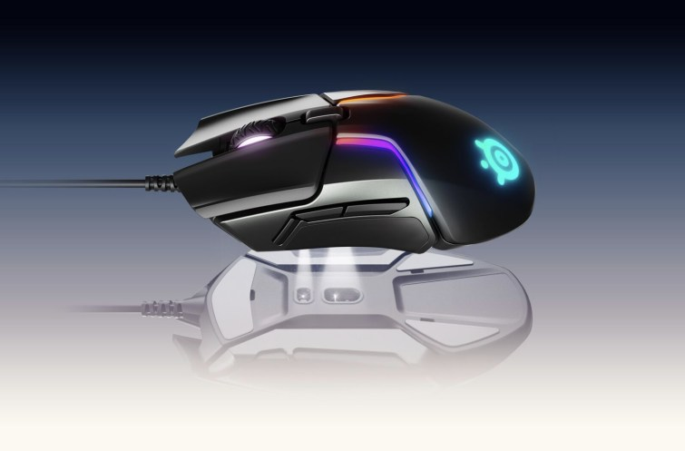Image result for SteelSeries Rival 600 CES