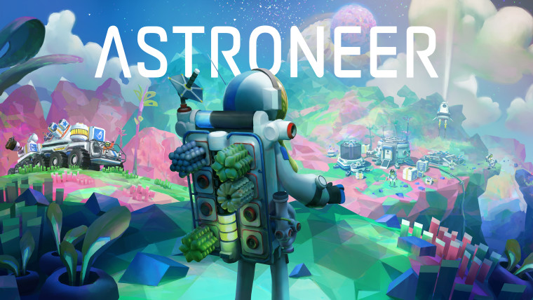Astroneer 10 Launches In February 2019 For Xbox One And