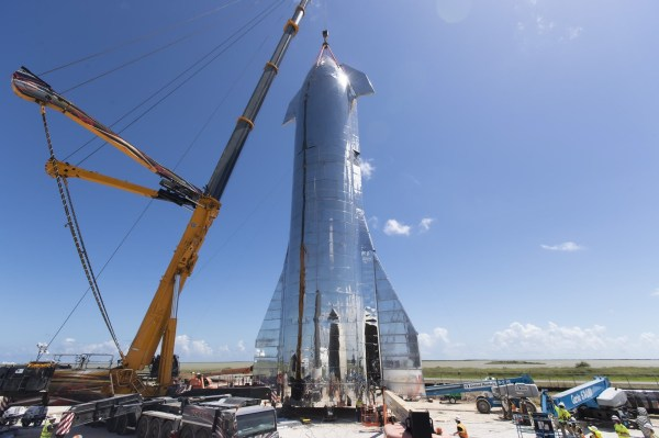 SpaceX and Elon Musk want to put Starship in orbit in half a year, and other updates