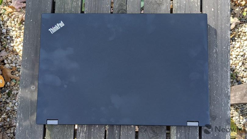 Lenovo ThinkPad P53 Review: