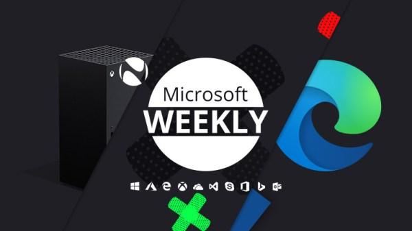 Microsoft Weekly: Xbox Series X, 2019