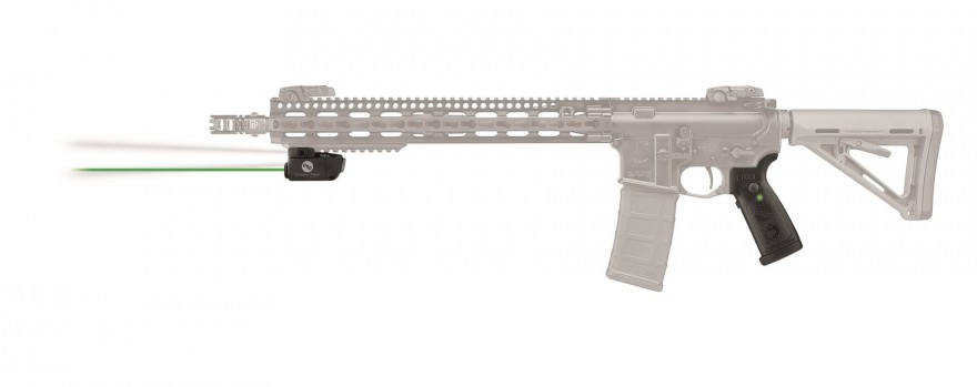 Crimson Trace LNQ-100 LinQ System for Rifle Ghosted