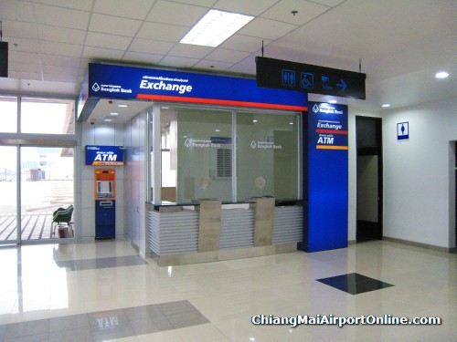 Chiang Mai Airport International Passenger Terminal