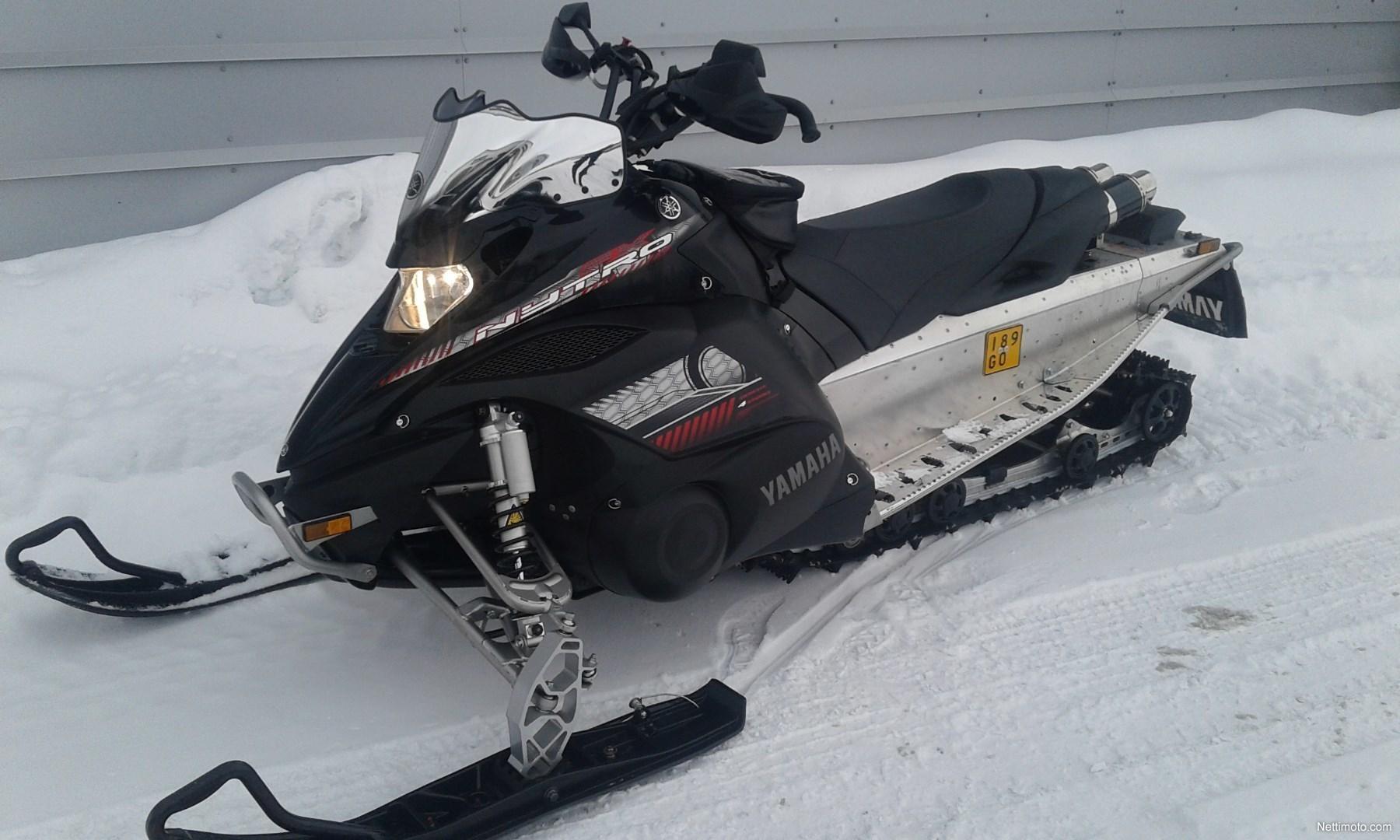 Yamaha Fx Nytro X Tx 1 000 Cm
