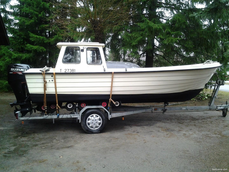 Uttern Uttern 600 Ar Motor Boat