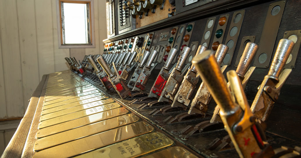 Step Back In Time And Inside Britain S Busiest Signal Box