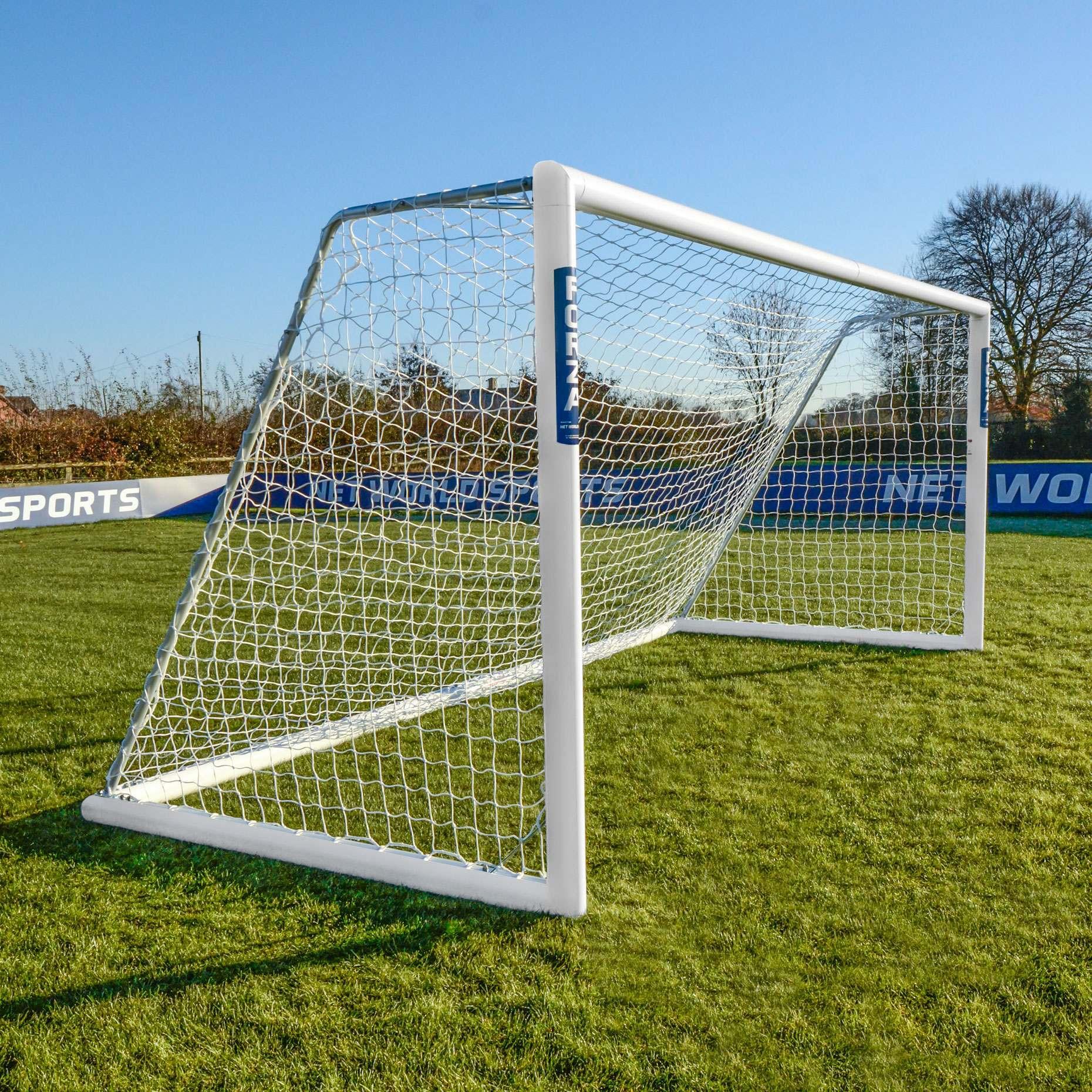 16 X 7 3 5mm Soccer Goal Nets 9v9