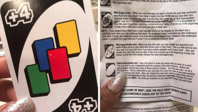 You Ve Been Playing Uno Wrong This Whole Time