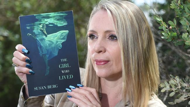 Writer Susan Berg tells of tragic boating accident in book ...