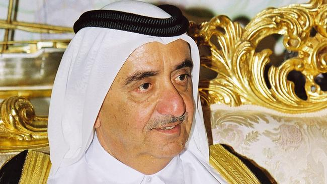 School Files Lawsuit 10 Years After Sheik Maktoum Bin