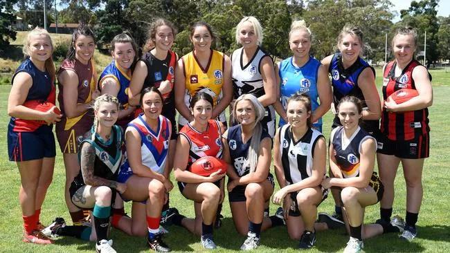 Legends Football League Australia Victoria Maidens Vs N