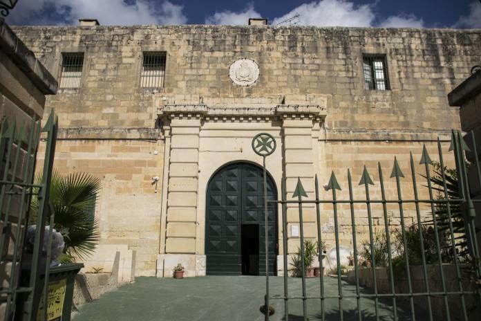 Kordin-prison