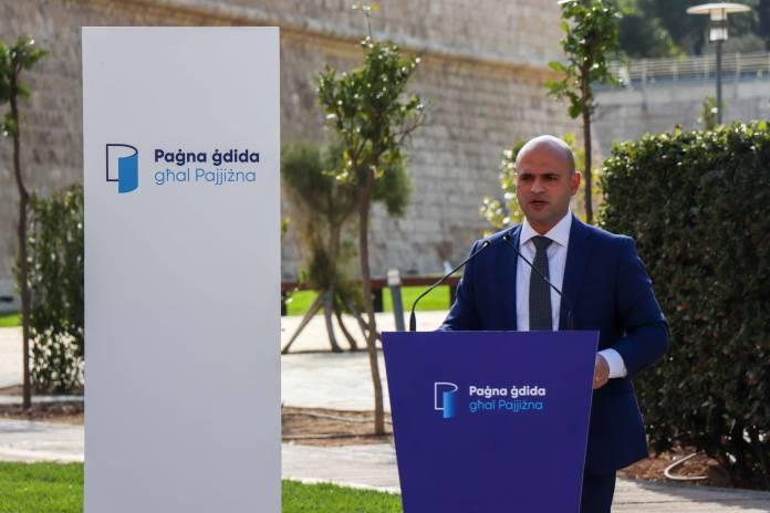 PN launch energy policy – Mdina – Bernard Grech – Ryan Callus Feb2021