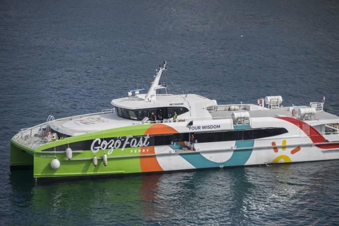 Gozo-Fast-Ferry