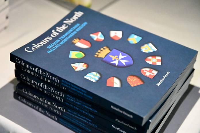 pubblikazzjoni tal-ktieb bl-isem 'Colours of the North'
