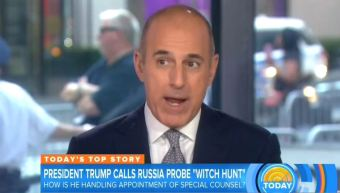 With Special Counsel, Lauer Worries Dems Won't Be Able to 'Drive Headlines' Against Trump