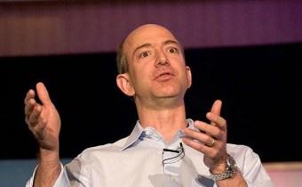 WashPost's Lefty Billionaire Bezos Was Briefly World's Richest Man