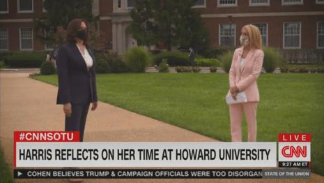 Kamala Harris Dana Bash CNN State of the Union 9-6-20