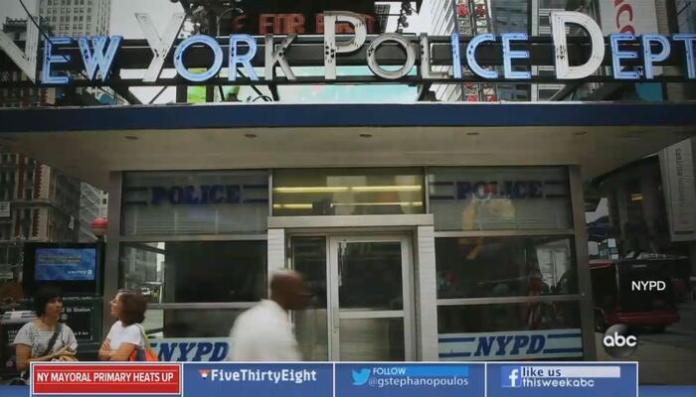 ABC Finds it 'Surprising' 'Defund the Police' Not Bigger in NYC Mayor Race