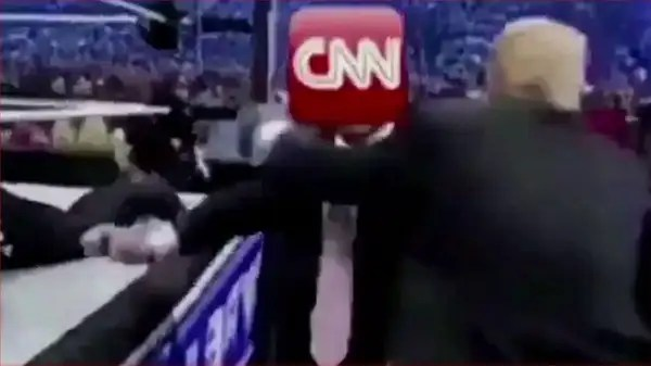 Image result for CNN Trump video