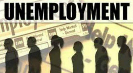 Sri Lanka's unemployment rate rises to 4.8 percent