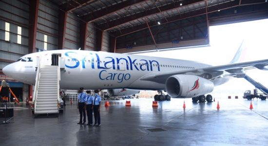 SriLankan Airlines converts passenger aircraft to full freighter (PICTURES)