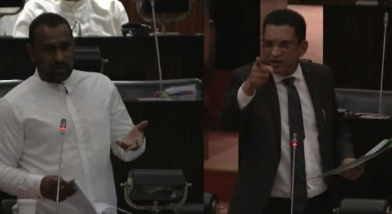 Justice Minister loses cool following 'tie-coat' comment in Parliament