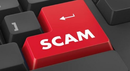 Don't be conned by online cash prize scams; Police