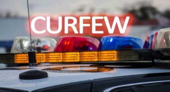Quarantine Curfew for Katuanayake Police Jurisdiction