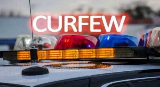Quarantine curfew imposed in Dematagoda, Maradana until further notice